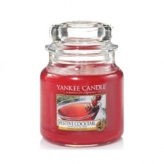 Festive Cocktail - Yankee Candle Medium Jar