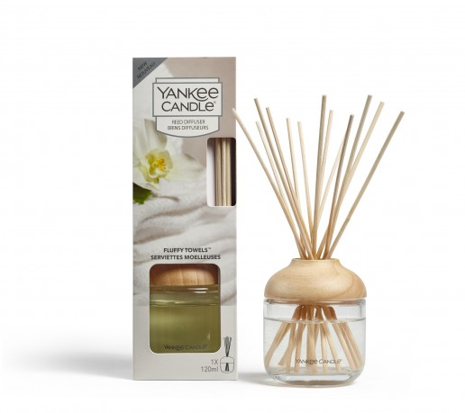 Fluffy Towels - Yankee Candle Reed Diffuser