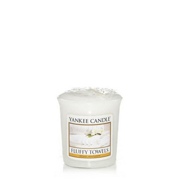 Fluffy Towels - Yankee Candle Samplers Votive