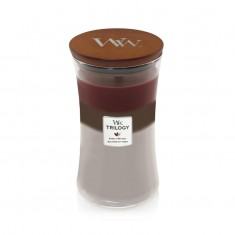 Forest Retreat - WoodWick Trilogy Large Jar lid