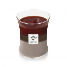 Forest Retreat - WoodWick Trilogy Medium Jar