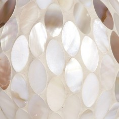 Fragrance Lamp Small - Mother Of Pearl zoom