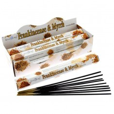 Frankincense & Myrrh - Stamford Incense Sticks box