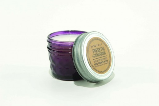 Fresh Fig & Cardamom - Relish Vintage Small Jar Paddywax Candle