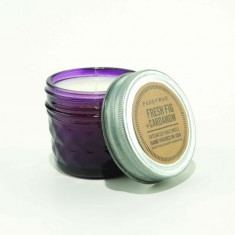 Fresh Fig & Cardamom - Relish Vintage Small Jar Paddywax Candle