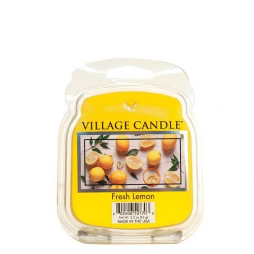 Fresh Lemon Village Candle Scented Wax Melt