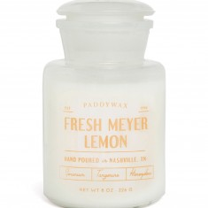 Fresh Meyer Lemon - Apothecary Farmhouse - Paddywax Candle