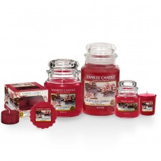 Frosty Gingerbread Yankee Candle Family