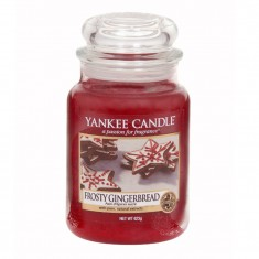Frosty Gingerbread - Yankee Candle Large Jar