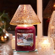 Frosty Gingerbread - Yankee Candle Lifestyle