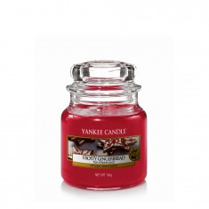 Frosty Gingerbread - Yankee Candle Small Jar