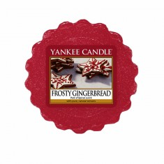 Frosty Gingerbread - Yankee Candle Wax Melt