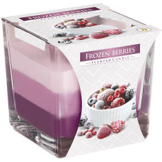 Frozen Berries - Triple Layered Scented Candle