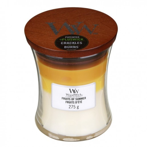 Fruits of Summer - WoodWick Trilogy Medium Jar