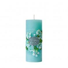 Garden Of Eden - Scented Handmade Pillar Candle