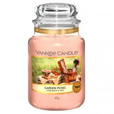 Garden Picnic - Yankee Candle Large Jar