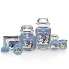 Garden Sweet Pea Yankee Candle scented candles