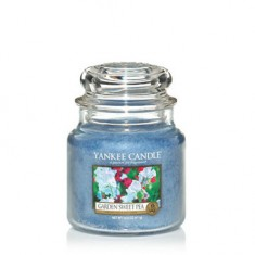 Garden Sweet Pea - Yankee Candle Medium Jar