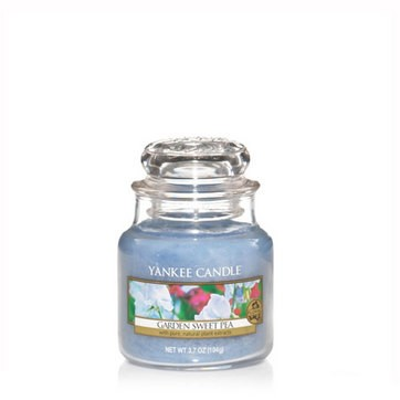 Garden Sweet Pea - Yankee Candle Small Jar