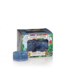 Garden Sweet Pea - Yankee Candle Tea Lights