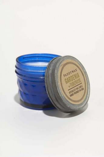 Gardenia & Tuberose - Relish Vintage Small Jar Paddywax Candle