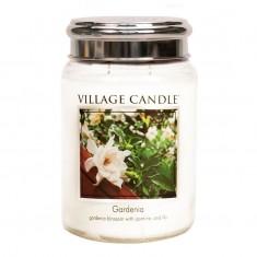 Gardenia - Village Candle Large Jar