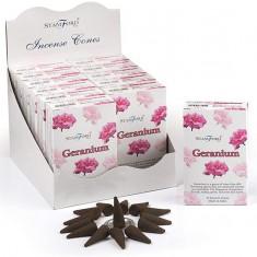 Geranium - Stamford Incense Cones