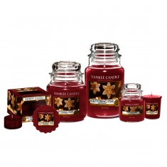Glittering Star Yankee Candle Family