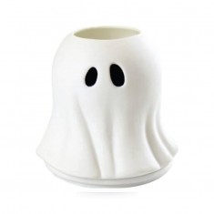 Glowing Ghost - Yankee Candle Halloween Candle Holder