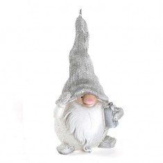 Gnome Figurine Handmade Gift Candle