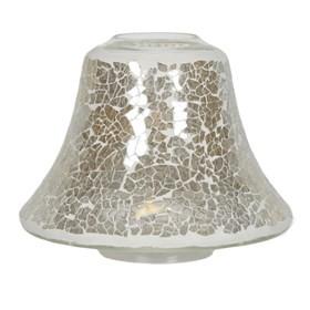 Gold Lustre Yankee Candle Jar Lamp Shade