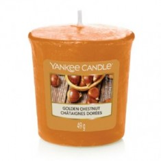 Golden Chestnut - Yankee Candle Samplers Votive