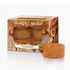 Golden Chestnut - Yankee Candle Tea Lights
