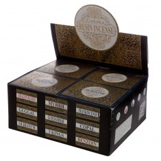 Goloka Incense Resin Frankincense box