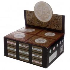 Goloka Incense Resin Myrrh box