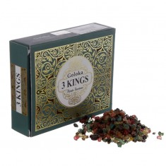 Goloka Incense Resin Three Kings