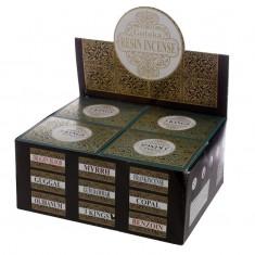 Goloka Incense Resin Three Kings box