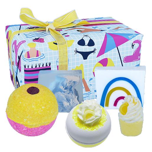 Good Vibes Bath Bomb Gift Set