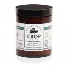 Gorse - Crop Soy Wax Candle in Brown Jar