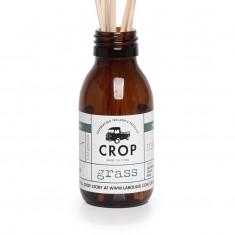 Grass - Crop Reed Diffuser in Brown Jar