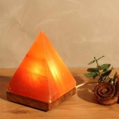 Himalayan Salt Lamp - Pyramid lifestyle