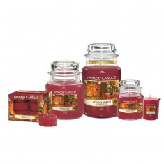 Holiday Hearth - Yankee Candle Family