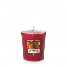 Holiday Hearth - Yankee Candle Samplers Votive