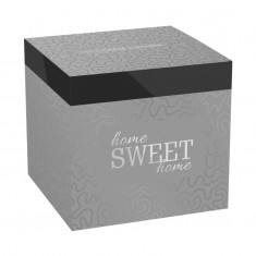 Home Sweet Home - Scented Candle in Glass box