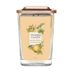 Tonka Bean & Pumkin - Elevation 2-Wick Large Jar