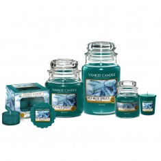Icy Blue Spruce Yankee Candle Family