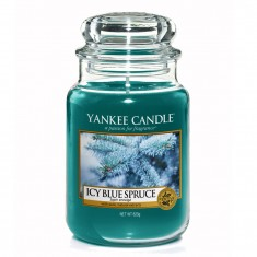 Icy Blue Spruce - Yankee Candle Large Jar