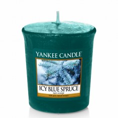 Icy Blue Spruce - Yankee Candle Samplers Votive