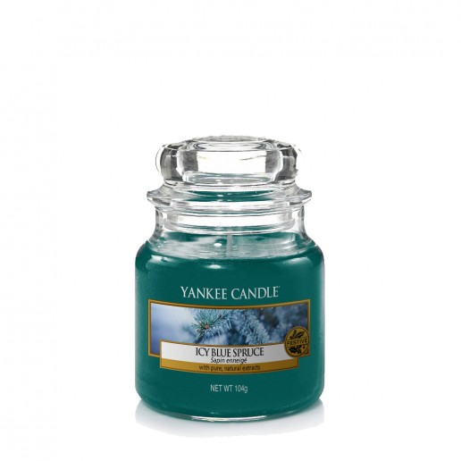 Icy Blue Spruce - Yankee Candle Small Jar