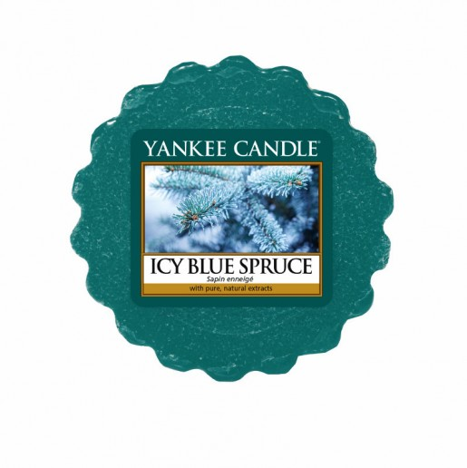 Icy Blue Spruce - Yankee Candle Wax Melt